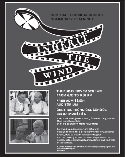 Central Tech Film Night