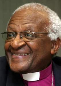 Press Conference: Church Unity  Most Reverend Desmond Tutu